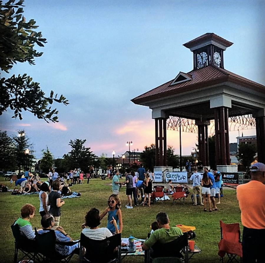 City of Tuscaloosa Seeks Acts for Fourth Annual Live at the Plaza Concert Series