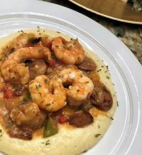 Amy's Shrimp and Grits