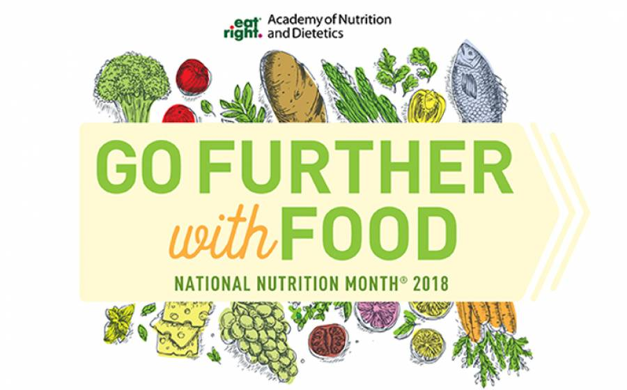 CSP Spotlight: It's National Nutrition Month - Time to Focus on Making Good Choices