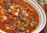 February Recipes: Enjoy Hearty Mashed Potato Casserole and Pasta e Fagioli Soup This Month