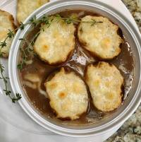 Delicious Recipes: French Onion Soup Warms and Satisfies, and Cara Cara Dream Oranges are a Zesty Treat